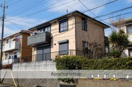 埼玉県川越市、鶴ヶ島駅徒歩26分の築20年 2階建の賃貸アパート