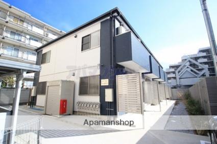 埼玉県鶴ヶ島市、霞ヶ関駅徒歩39分の築3年 2階建の賃貸アパート