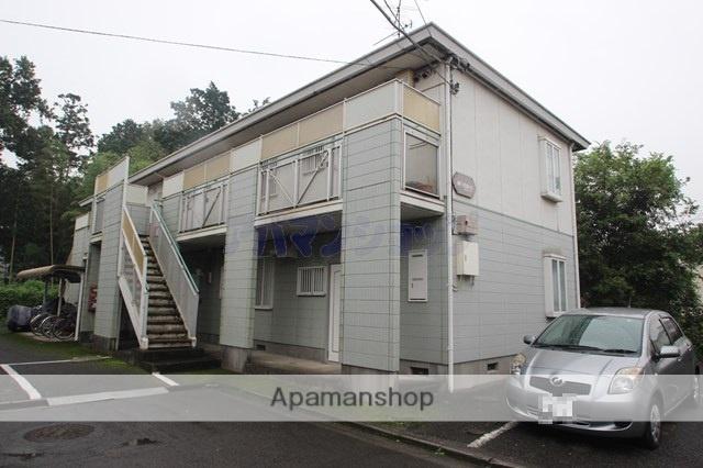 埼玉県川越市、的場駅徒歩8分の築24年 2階建の賃貸アパート