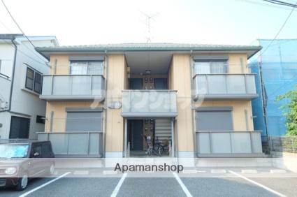 埼玉県鶴ヶ島市、若葉駅徒歩25分の築14年 2階建の賃貸アパート