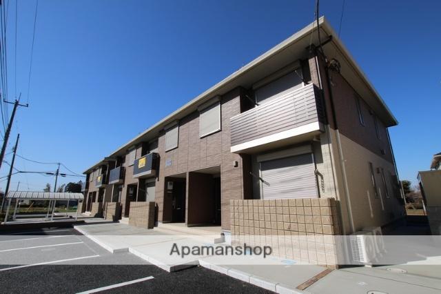 埼玉県川越市、的場駅徒歩22分の築3年 2階建の賃貸アパート