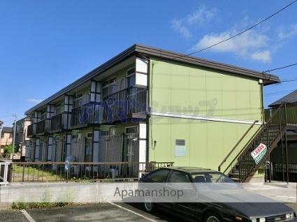 埼玉県坂戸市、坂戸駅徒歩15分の築31年 2階建の賃貸アパート