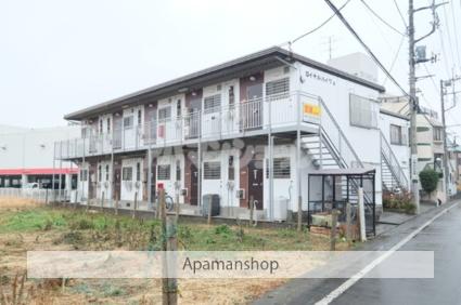 埼玉県坂戸市、若葉駅徒歩22分の築29年 2階建の賃貸アパート