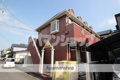 埼玉県川越市、的場駅徒歩20分の築28年 2階建の賃貸アパート