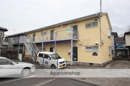 埼玉県川越市、霞ヶ関駅徒歩30分の築24年 2階建の賃貸アパート
