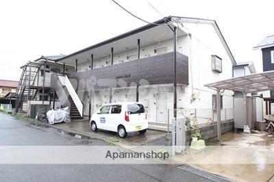 埼玉県川越市、的場駅徒歩16分の築23年 2階建の賃貸アパート