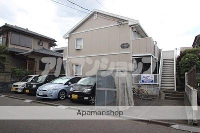 埼玉県川越市、鶴ヶ島駅徒歩15分の築26年 2階建の賃貸アパート