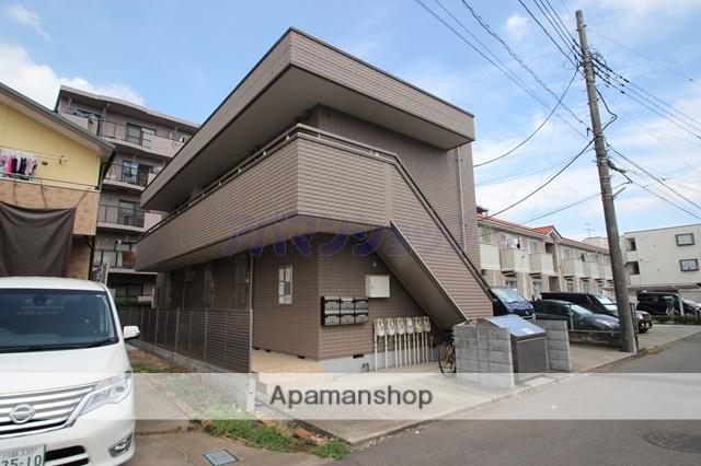 埼玉県川越市、鶴ヶ島駅徒歩3分の築8年 2階建の賃貸マンション