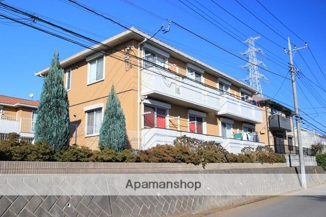 埼玉県川越市、鶴ヶ島駅徒歩26分の築9年 2階建の賃貸アパート
