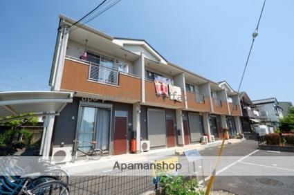 埼玉県川越市、川越駅徒歩12分の築5年 2階建の賃貸テラスハウス