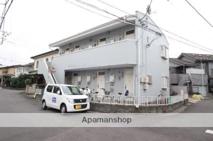 埼玉県川越市、的場駅徒歩12分の築27年 2階建の賃貸アパート