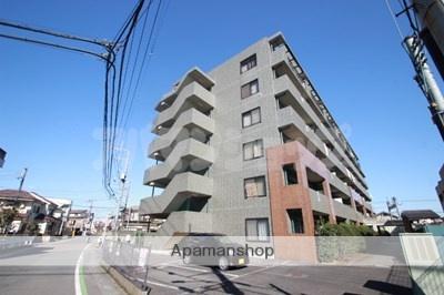 埼玉県鶴ヶ島市、鶴ヶ島駅徒歩5分の築18年 6階建の賃貸マンション