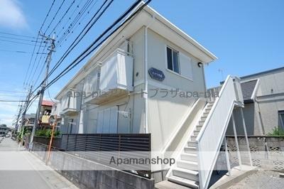 埼玉県川越市、西川越駅徒歩6分の築24年 2階建の賃貸アパート