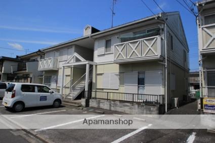 埼玉県川越市、霞ヶ関駅徒歩33分の築27年 2階建の賃貸アパート