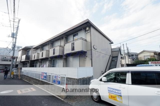埼玉県川越市、的場駅徒歩16分の築29年 2階建の賃貸アパート