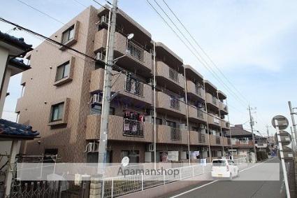 埼玉県坂戸市、坂戸駅徒歩16分の築18年 4階建の賃貸マンション