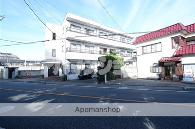 埼玉県鶴ヶ島市、鶴ヶ島駅徒歩7分の築28年 3階建の賃貸マンション