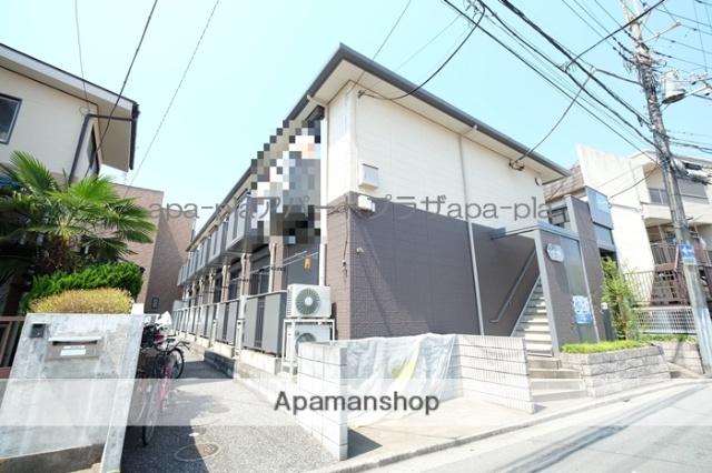 埼玉県川越市、川越駅徒歩13分の築17年 2階建の賃貸アパート