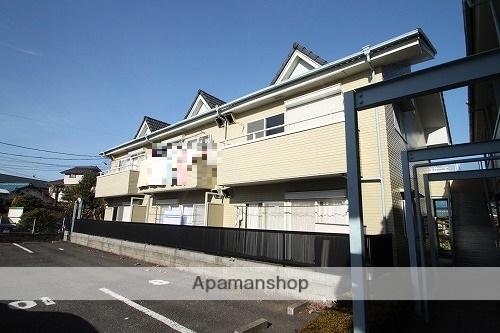 埼玉県川越市、的場駅徒歩22分の築25年 2階建の賃貸アパート
