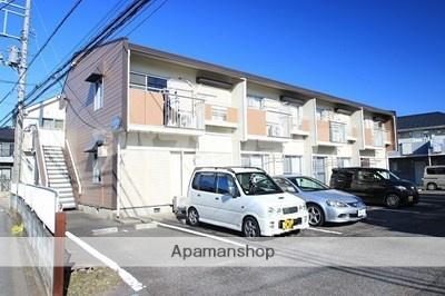 埼玉県川越市、的場駅徒歩8分の築29年 2階建の賃貸アパート