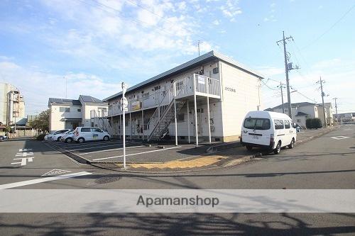 埼玉県川越市、的場駅徒歩7分の築30年 2階建の賃貸アパート