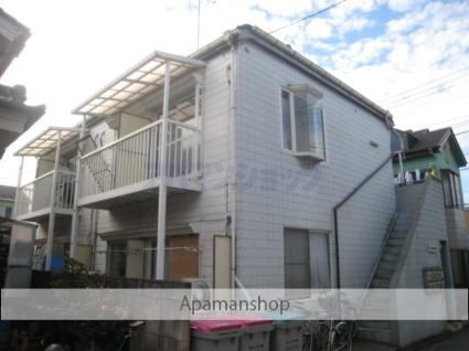 埼玉県坂戸市、若葉駅徒歩30分の築30年 2階建の賃貸アパート