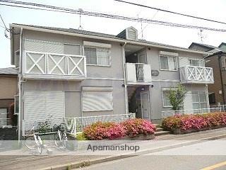 埼玉県鶴ヶ島市、鶴ヶ島駅徒歩13分の築26年 2階建の賃貸アパート