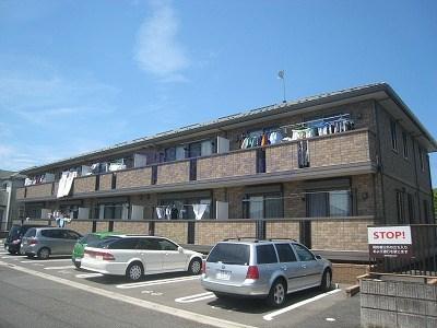 埼玉県鶴ヶ島市、鶴ヶ島駅徒歩24分の築9年 2階建の賃貸アパート