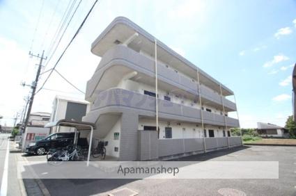 埼玉県坂戸市、若葉駅徒歩42分の築21年 3階建の賃貸マンション