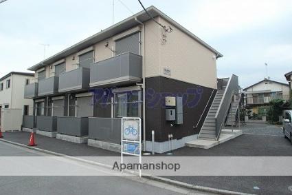 埼玉県川越市、的場駅徒歩21分の築5年 2階建の賃貸アパート