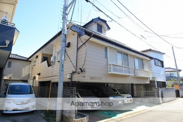 埼玉県鶴ヶ島市、鶴ヶ島駅徒歩7分の築30年 2階建の賃貸アパート