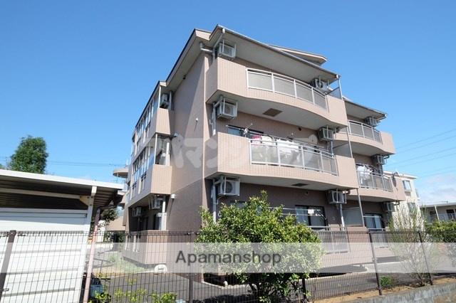 埼玉県鶴ヶ島市、鶴ヶ島駅徒歩24分の築18年 3階建の賃貸マンション