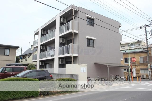 埼玉県鶴ヶ島市、鶴ヶ島駅徒歩9分の築6年 3階建の賃貸マンション