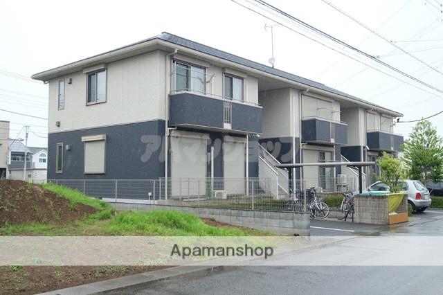 埼玉県鶴ヶ島市、一本松駅徒歩6分の築7年 2階建の賃貸アパート
