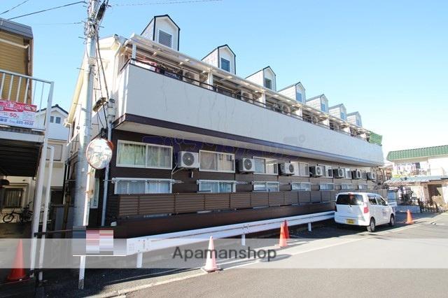 埼玉県川越市、的場駅徒歩18分の築22年 2階建の賃貸アパート