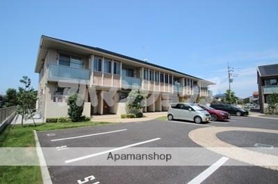 埼玉県川越市、的場駅徒歩22分の築4年 2階建の賃貸アパート