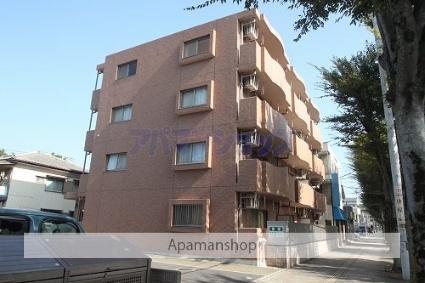 埼玉県坂戸市、北坂戸駅徒歩4分の築8年 4階建の賃貸マンション