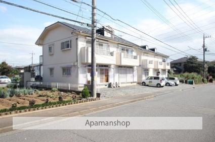 埼玉県川越市、鶴ヶ島駅徒歩20分の築25年 2階建の賃貸アパート