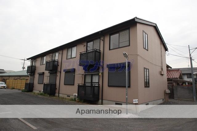 埼玉県川越市、西川越駅徒歩29分の築16年 2階建の賃貸アパート
