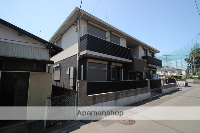 埼玉県川越市、的場駅徒歩26分の築5年 2階建の賃貸アパート