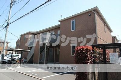 埼玉県川越市、的場駅徒歩24分の築10年 2階建の賃貸アパート