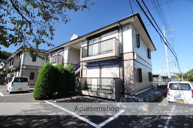 埼玉県鶴ヶ島市、鶴ヶ島駅徒歩18分の築20年 2階建の賃貸アパート