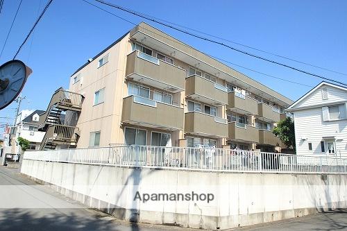 埼玉県鶴ヶ島市、鶴ヶ島駅徒歩12分の築29年 3階建の賃貸マンション