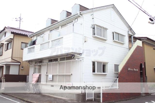 埼玉県鶴ヶ島市、鶴ヶ島駅徒歩8分の築30年 2階建の賃貸アパート