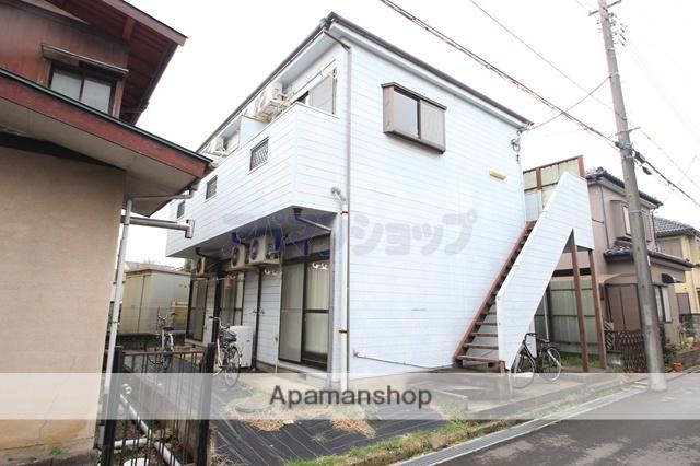 埼玉県川越市、霞ヶ関駅徒歩28分の築23年 2階建の賃貸アパート