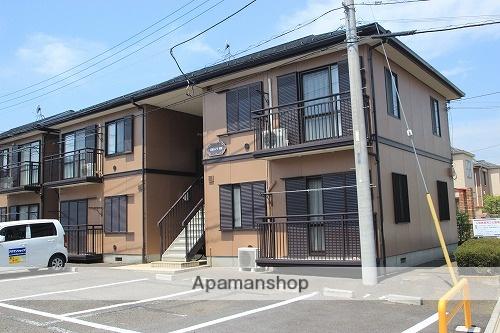 埼玉県川越市、的場駅徒歩24分の築25年 2階建の賃貸アパート