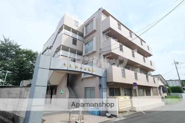 埼玉県鶴ヶ島市、若葉駅徒歩24分の築29年 5階建の賃貸マンション