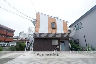 埼玉県鶴ヶ島市、的場駅徒歩40分の築26年 2階建の賃貸アパート