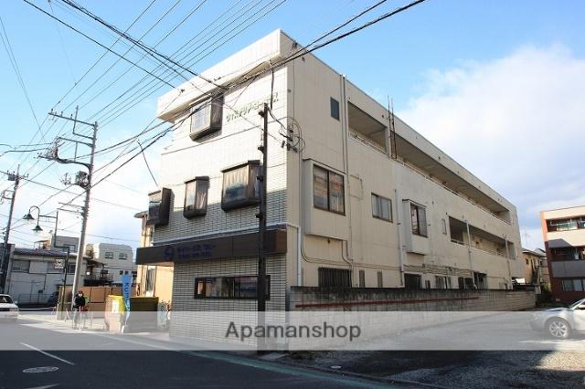 埼玉県鶴ヶ島市、鶴ヶ島駅徒歩5分の築29年 3階建の賃貸マンション