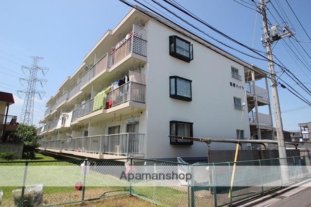 埼玉県川越市、西川越駅徒歩28分の築31年 3階建の賃貸マンション